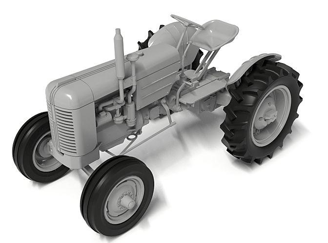 Case VAI Tractor